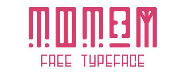 30 Koleksi Font Terbaik untuk Desain - Totem Free Typeface