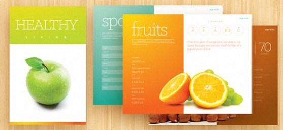 30 Desain Brosur Flyer Template Download Gratis - Brosur-Flyer-Template-Gratis-Download-Gaya-Hidup-dan-Kesehatan