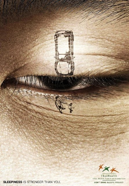 Iklan Layanan Masyarakat Paling Mengena - Iklan-agar-waspada-di-jalan-Raya
