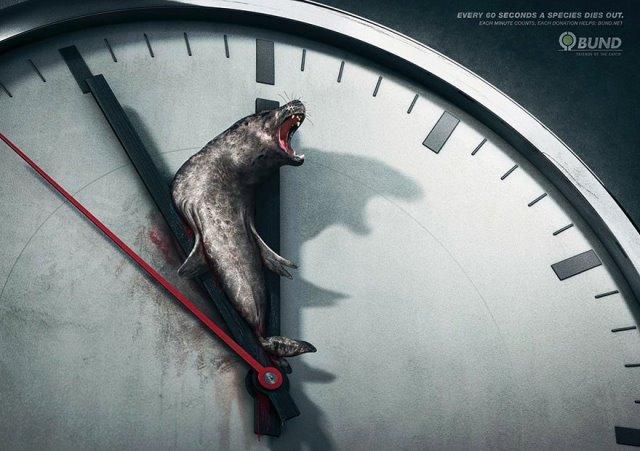 Iklan Layanan Masyarakat Paling Mengena - Iklan-tentang-dunia-fauna