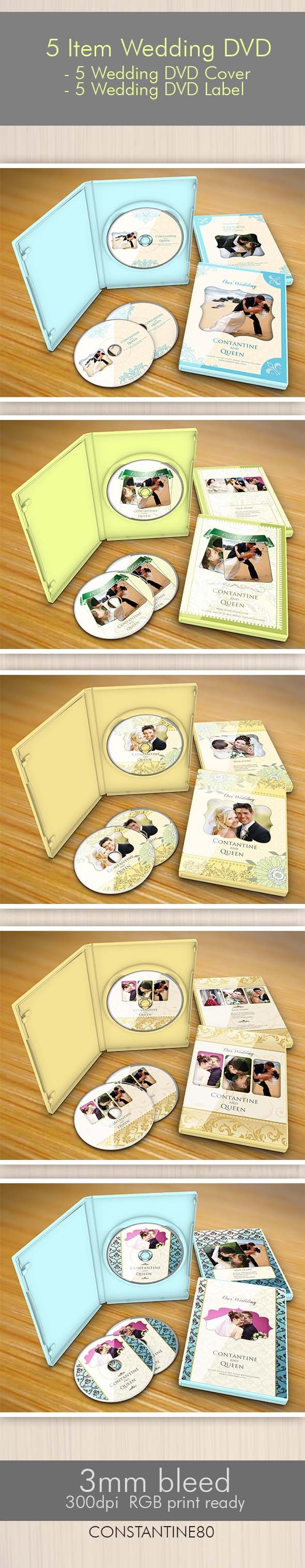 37 Contoh Konsep Undangan Pernikahan Indonesia - Konsep-Undangan-Pernikahan-Indonesia-5-items-Wedding