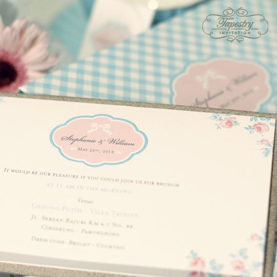 37 Contoh Konsep Undangan Pernikahan Indonesia - Konsep-Undangan-Pernikahan-Indonesia-Picnic-for-Tea