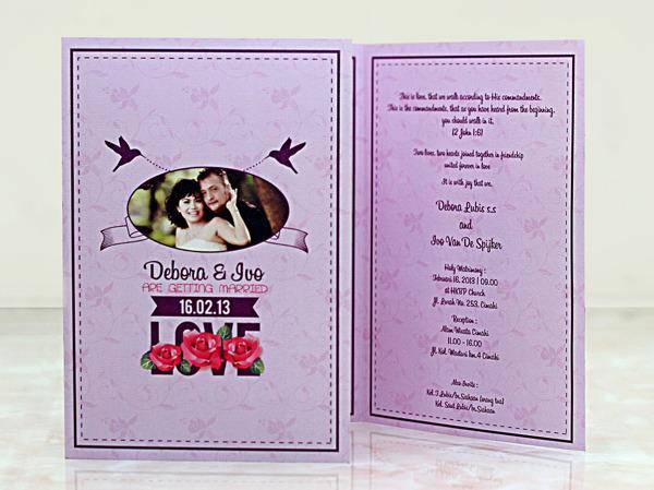 37 Contoh Konsep Undangan Pernikahan Indonesia - Konsep-Undangan-Pernikahan-Indonesia-Wedding-Invitation-3