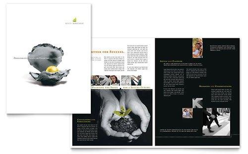 36 Contoh Desain Pamflet dan Brosur Jasa Keuangan - Brochure & Pamphlet Design-Jasa-Ahli-Manajemen-Kekayaan-2