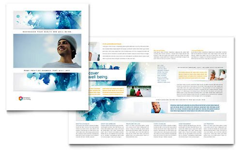 Desain Brosur Pamflet Kesehatan dan Medis - Contoh-Pamflet-Brosur-Konseling-Perilaku