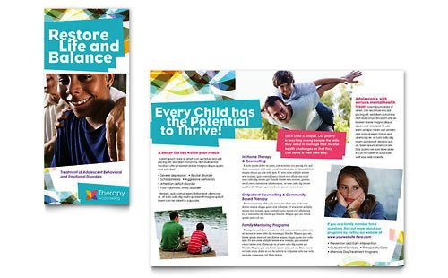 Desain Brosur Pamflet Kesehatan dan Medis - Contoh-Pamflet-Brosur-Konseling-Remaja