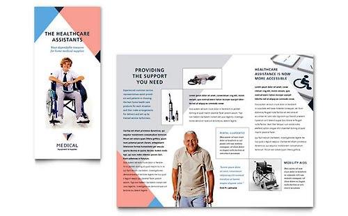 Desain Brosur Pamflet Kesehatan dan Medis - Contoh-Pamflet-Brosur-Peralatan-Kesehatan