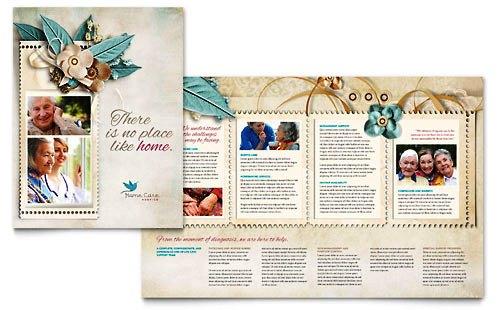 Desain Brosur Pamflet Kesehatan dan Medis - Contoh-Pamflet-Brosur-Perawatan-Pemeliharaan-Kesehatan-Lansia
