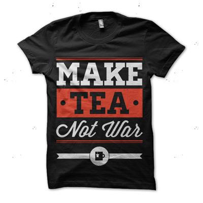 13 Desain Kaos T Shirt dengan Ilustrasi Keren
