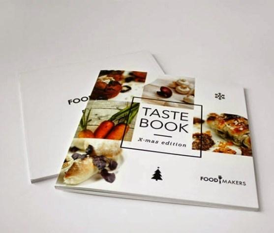 Desain Buku Masakan