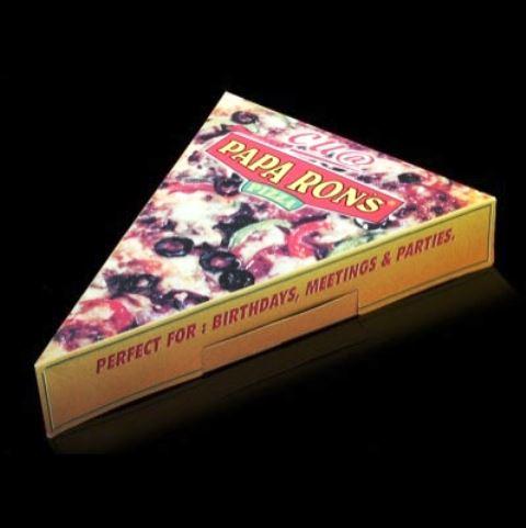 Desain Kemasan Pizza Unik Menarik Inspiratif - Gambar-Foto-Desain-Box-Kemasan-Pizza-berbetnuk-segitiga