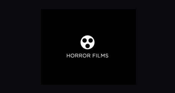 48 Contoh Logo dengan Simbol Tersembunyi - Horror-Films-Logo