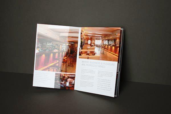 13 Contoh Ide dan Desain Brosur Hotel