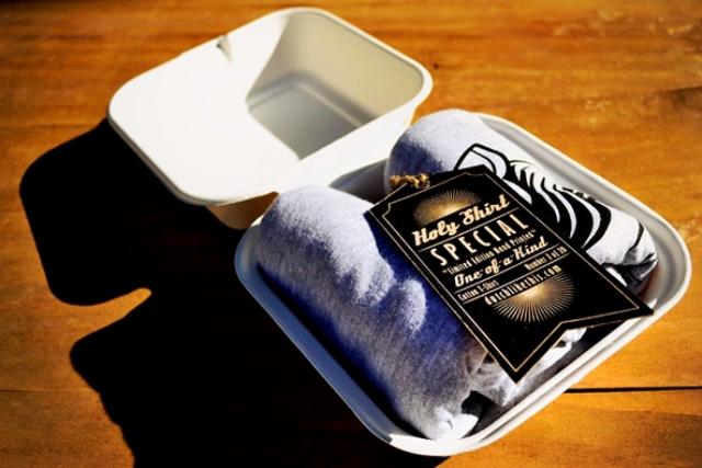 Desain Kemasan Packaging Kaos T Shirt Kreatif Bagus
