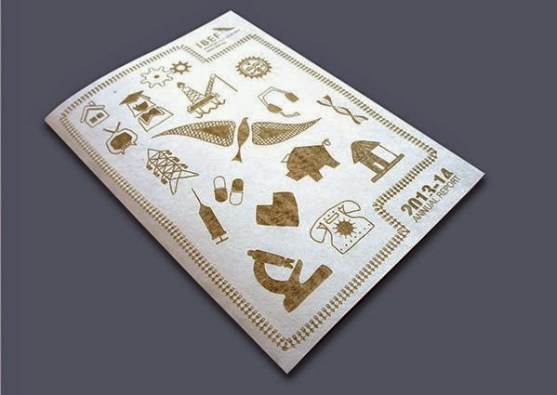 Contoh Gambar Desain Laporan Tahunan - Laporan-Tahunan-oleh-Sumit-Vashisth