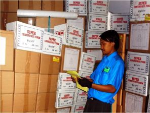 Percetakan Continuous Form Karawang Suryacipta KIIC Jababeka Bekasi