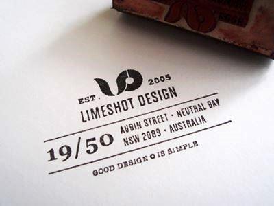 24 Contoh Desain Stempel Cantik - Stempel-Cantik-Desain-Oleh-Limeshot-Design-Stamp
