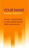Template Kartu Nama Vector Gratis Download - template-kartu-nama-25