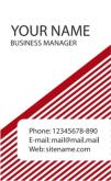 Template Kartu Nama Vector Gratis Download - template-kartu-nama-33