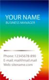 Template Kartu Nama Vector Gratis Download - template-kartu-nama-38
