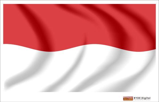 Mentahan Bendera Merah Putih Agustusanid