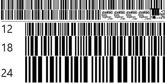 Best Font Barcode Download Free   30 Typhographic Bar Styles