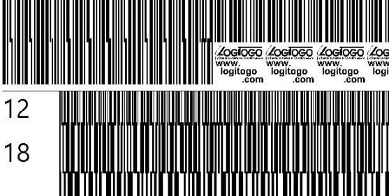 30 Best Font Barcode Download Free - Code 39-hoch-Logitogo (TrueType)