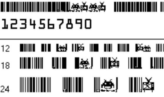 30 Best Font Barcode Download Free - code xero (TrueType)