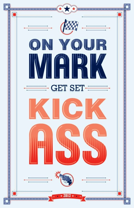 17 Desain Poster Motivasi yang Unik - 2012 Motivational Posters