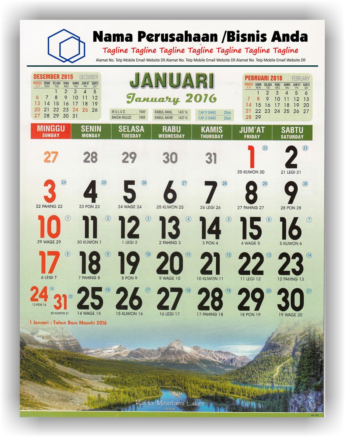 Tips Membuat Kalender Cetak bagi Perusahaan