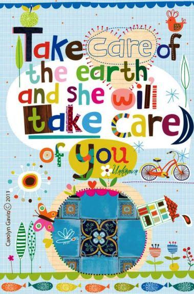 33 Contoh Poster Adiwiyata Go Green Lingkungan Hidup Hijau - Earth Day 2011