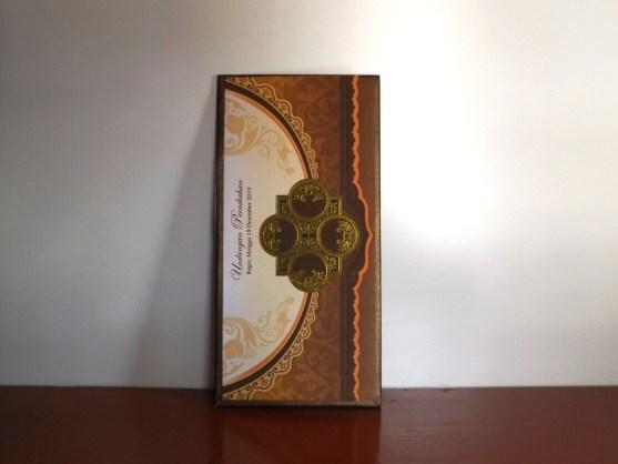 Bisnis Percetakan Desain Undangan - Katalog Undangan Pernikahan President Card Album Seri 3 -DSCF2094