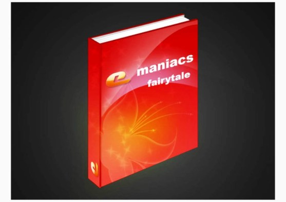 Contoh dan Template Desain Kover Buku Download PSD 03