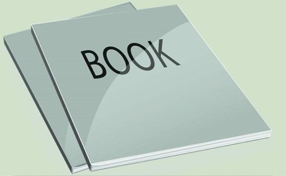 Contoh dan Template Desain Kover Buku Download PSD 09