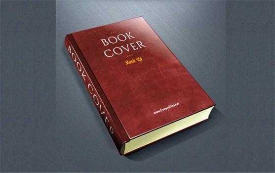 Contoh dan Template Desain Kover Buku Download PSD 10