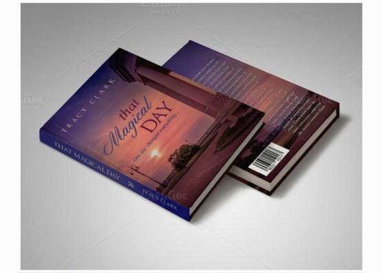 Contoh dan Template Desain Kover Buku Download PSD 14