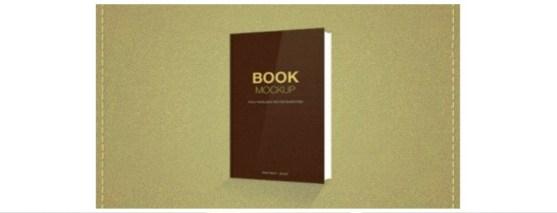 Contoh dan Template Desain Kover Buku Download PSD 31