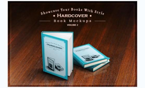 Contoh dan Template Desain Kover Buku Download PSD 40