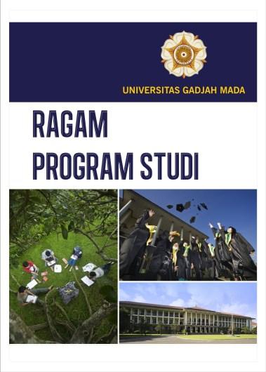 Leaflet UGM 2015 - Desain Brosur Kampus Universitas Terbaik - 1