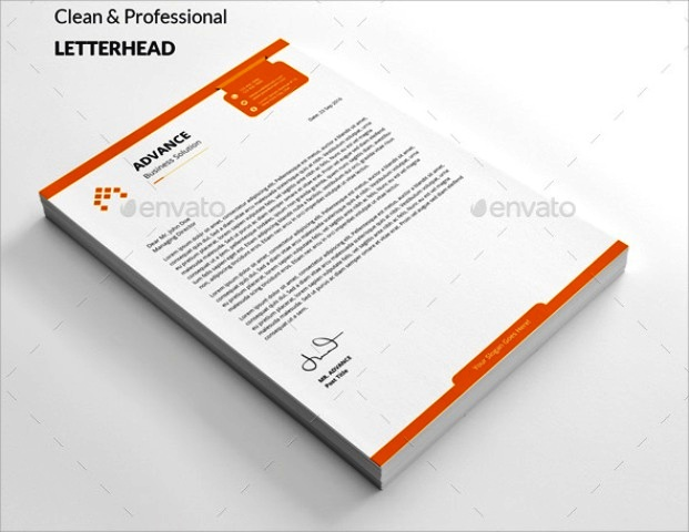 51 Desain Kop Surat Free Download Template