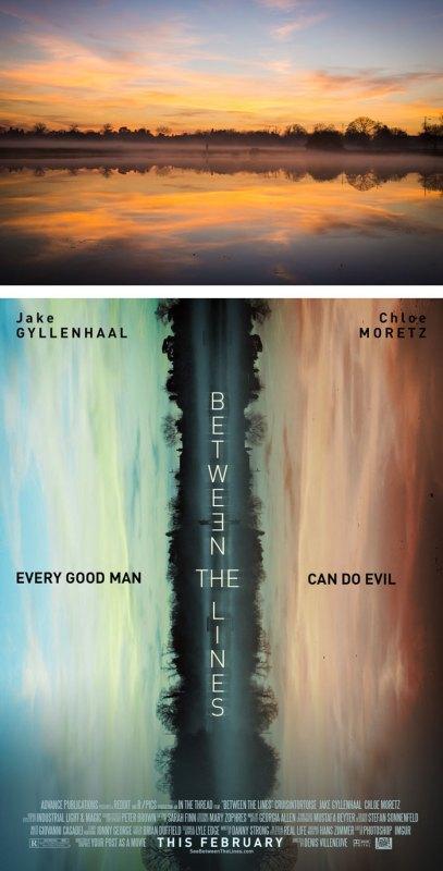 Desain Poster Film dari Foto Biasa 03