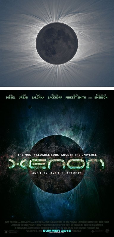 Desain Poster Film dari Foto Biasa 06