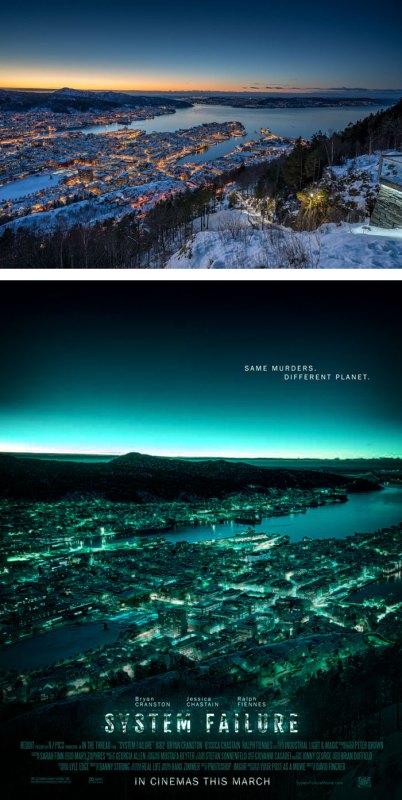 Desain Poster Film dari Foto Biasa 27