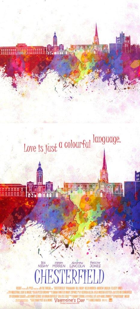 Desain Poster Film dari Foto Biasa 73