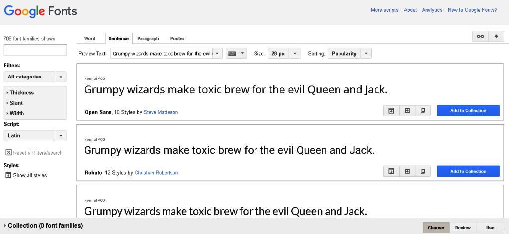 Website Terbaik untuk Belajar Tipografi dan Download Font