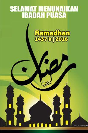 03 Banner Spanduk Ramadhan 2mx3m 2016 M