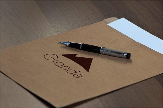 Kartu Nama Letter Press