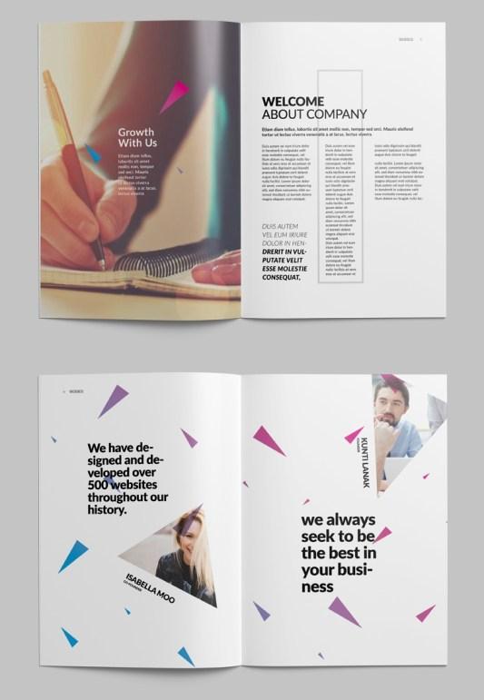 Brosur Untuk Promosi Maksimal Bisnis Anda 33 Contoh Desain Bagusayuprint Co Id