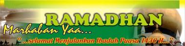 Download Spanduk Ramadhan Gratis