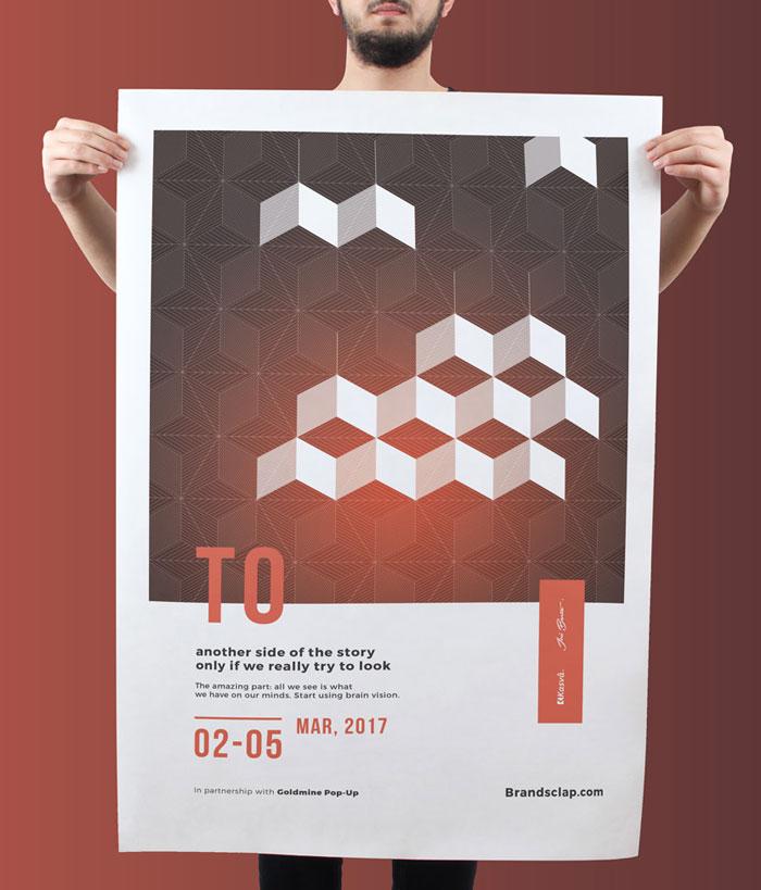 Best Free BusinaBusiness Flyer Brochure Templatesess Flyer and Brochure Templates in PSD